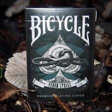 Venom Strike Playing Cards Deck Bicycle Snake Made in USA