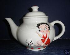 Betty Boop Teapot by NC Croce- New - #CC934