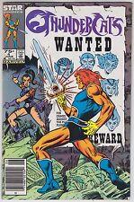 ThunderCats #4 - Star Comics / Marvel Comics 1986 - Jaga Quest!