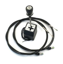 Snow Plow JOYSTICK CONTROLLER w/ CABLES 56018 for Western Snowplow Blade