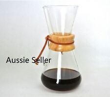 Glass Coffee Maker Hand Drip hand brew hand pour Coffee Maker 480ml