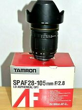 Tamron SP AF 28-105mm f/2.8 LD Aspherical (IF) Lens for Nikon DSLR or 35mm SLR