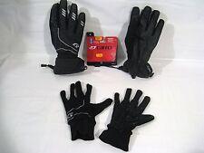 GIRO PROOF gants HIVER  vélo 30°F/0°C  taille M(medium) gris/noir neuf xo