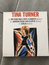 Tina Turner Nutbush City Limits Live Cd Single 1988