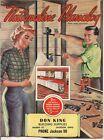 Vtg 1950s Nationaline Planalog Catalog Building Supplies MCM Don King Jackson OH
