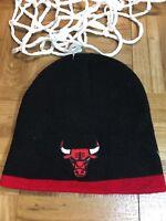 Chicago Bulls bud light winter hat cap black beanie h2