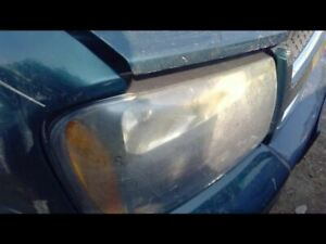 Passenger Headlight Notched Full Width Grille Bar Fits 02-09 TRAILBLAZER 159926