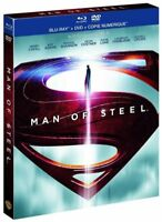 Man of Steel - Combo DVD + Blu-Ray + Copie Numérique [Blu-ray] [Combo Blu-ray +