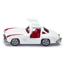 Modellini statici di auto, furgoni e camion bianco SIKU per Mercedes