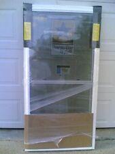 BRAND NEW: Nice White VINYL Double-Hung WINDOW 32x62