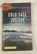 Love Inspired LP Suspense: Cold Case Justice by Sharon Dunn (2014)