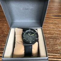 Seiko x GIUGIARO DESIGN Spirit Chronograph Limited Men's Watch SCED017