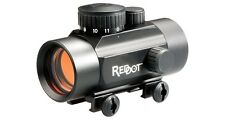IRD Storm 1x30 Optronics illumintated Red Dot Sight W/ 11 Positions Rehostat