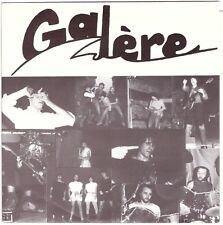 "GALERE Epilogue +Malefices 7"" SIGNED—Extraits du Concert sur ""L'Odyssee D'Ulysse"