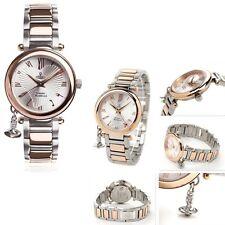 Vivienne Westwood TIMEMACHINE VV006RSSL Silver Dial Ladies Watch