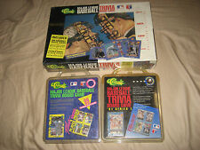(3) Major League Baseball Trivia Board Game by Classic Games 1991