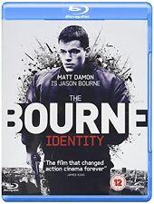 The Bourne Identity [Bluray][Region Free] [DVD]