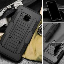 Protective Heavy Duty Future Armor Cover Case For HTC M10 (SM-M105)