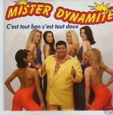 (413P) Mister Dynamite, C'est Tout bon c'est t- 1997 CD