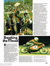 HENK Van KESSEL MOTORCYCLE Racing Article / Photo / Picture