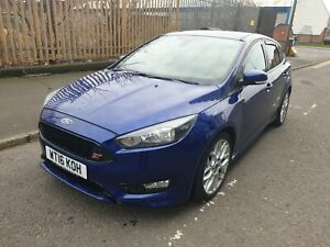 Ford Focus ST line 2016 Blue.1.0 Manual