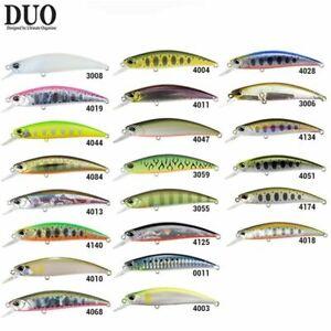 DUO Spearhead Ryuki 70 S 7cm 9g Fishing Lures (Choice of Colors)