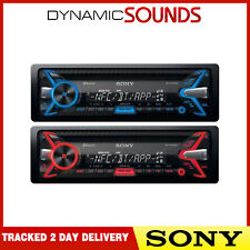 Sony MEX-N4100BT CD MP3 Bluetooth Autoradio NFC USB Aux-In Ipod Iphone -