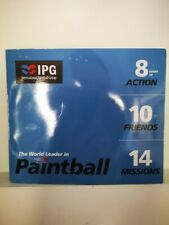 10 IPG Paintballing Tickets FOR SALE + 2000 Paintballs