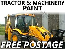 Tractor Agri Enamel Paint JCB New Yellow Digger 1LT