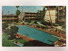The Sahara Hotel Ramada Inn 1st Street Phoenix, Arizona Chrome Postcard Unused