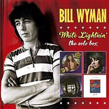 Bill Wyman - White Lightnin'-The Solo Albums [New CD] UK - Import