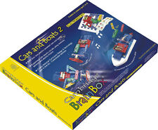 Cambridge Brainbox Cars & Boats 2 Electronics and Science Construction Kit 8