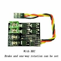 RC Car Stable Drive Board Module with DC Brushed ESC 30A 50A 3S 4S Circuit Board
