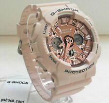 New Casio G-Shock S Series Women's Ana-Digi World Time Watch GMA-S120MF-4A