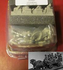 Empire of the Dead VOTD7 Charabanc (1) 28mm Miniature Carriage Horse-Drawn Coach