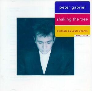Peter Gabriel - Shaking the Tree    *** LIKE NEW CD ***