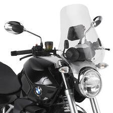 GIVI KIT SPECIFICO PARABREZZA TRASPARENTE + ATTACCHI BMW R 1200 R 2011-2014