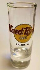 "Hard Rock Cafe LA JOLLA  Shot Glass Cordial 4"""