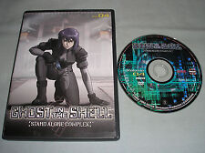 Ghost in the Shell: Stand Alone Complex Vol. 4 - 2004 Anime DVD Video COMPLETE!