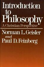 Introduction to Philosophy: a Christian Perspective by N.L. Geisler (Paperback,…