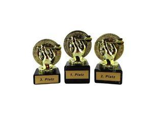 Dart-Pokale (Einzelpokal oder 3er-Serie) P017