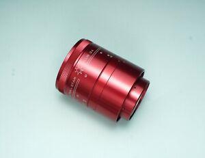 Isco Anamorphic Ultra Star PLUS 2.4 Cinemascope [Rare Version] FREE CLAMP 58mm