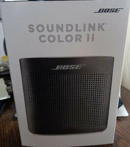 Bose SoundLink Color II ( Bluetooth Portable Speaker)