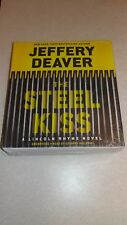 The Steel Kiss by Jeffrey Deaver Unabridged Audio CD ~ A Lincoln Rhyme Novel