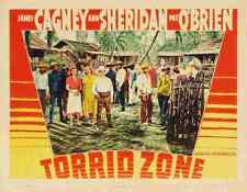 Film A3 Poster Print Torrid Zone 06