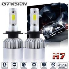 H7 1400W LED Headlight Bulb Kit For Kawasaki ZX10R 650R 636 ZX6R 250R 300 Ninja