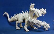 Hydra Reaper Miniatures Dark Heaven Bones Monster Dragon Melee Caster Scales