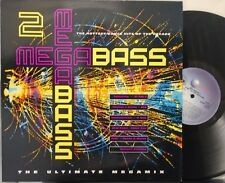 "MEGABASS 2 ~ Rave To The Rhythm MEGAMIX ~ 12"" Single PS"