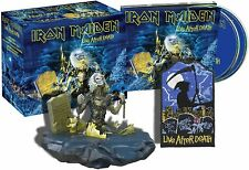 IRON MAIDEN 'Live After Death' (2 CD) Deluxe Figurine / Patch Box Set (19 June)