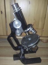altes Mikroskop Antik Histologie Zeiss o.ä.